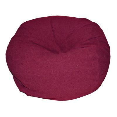 Bean Bag Chair Color Burgundy