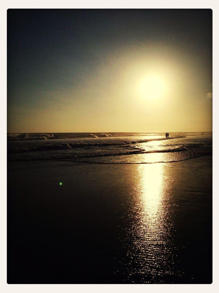Sunset at Seminyak