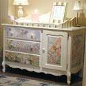 Glitter Garden Dresser Dressers - aBaby.Com