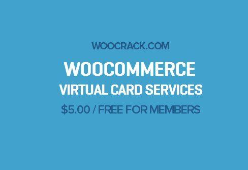 WooCommerce Virtual Card Services