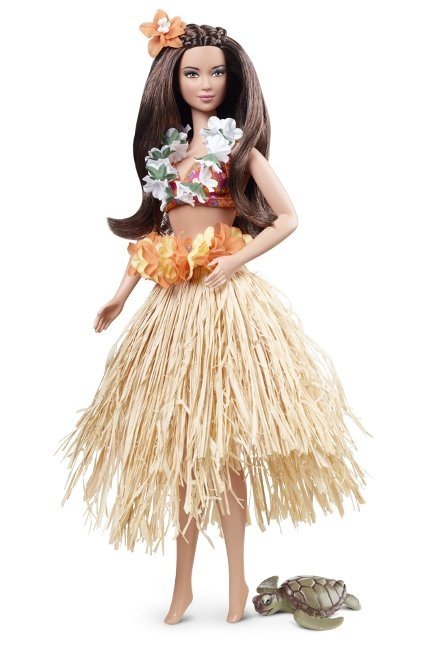 Barbie Hawaii