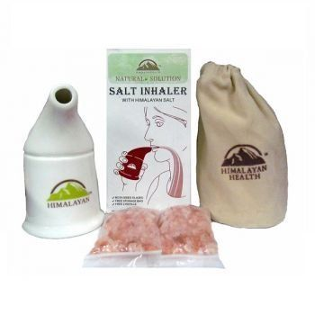 Salt Lamps Good For Asthma : 1000+ ideas about Salt Inhaler on Pinterest Himalayan Salt, Asthma and Benefits Of Himalayan Salt