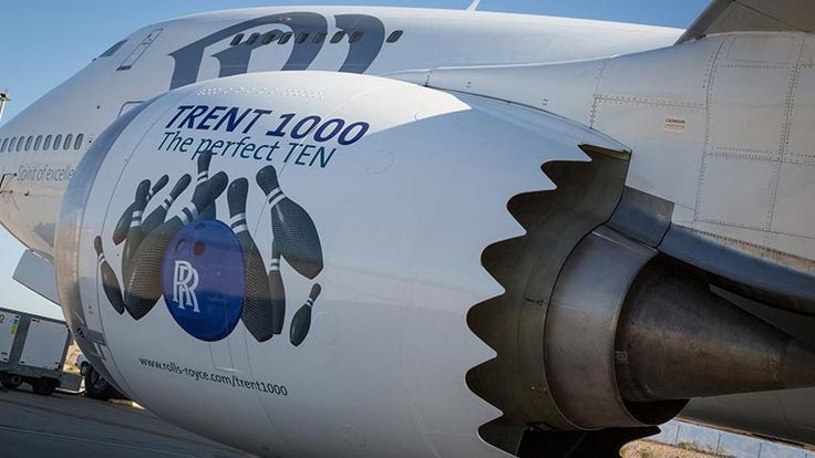 """""""Rolls-Royce Trent 1000"""""""