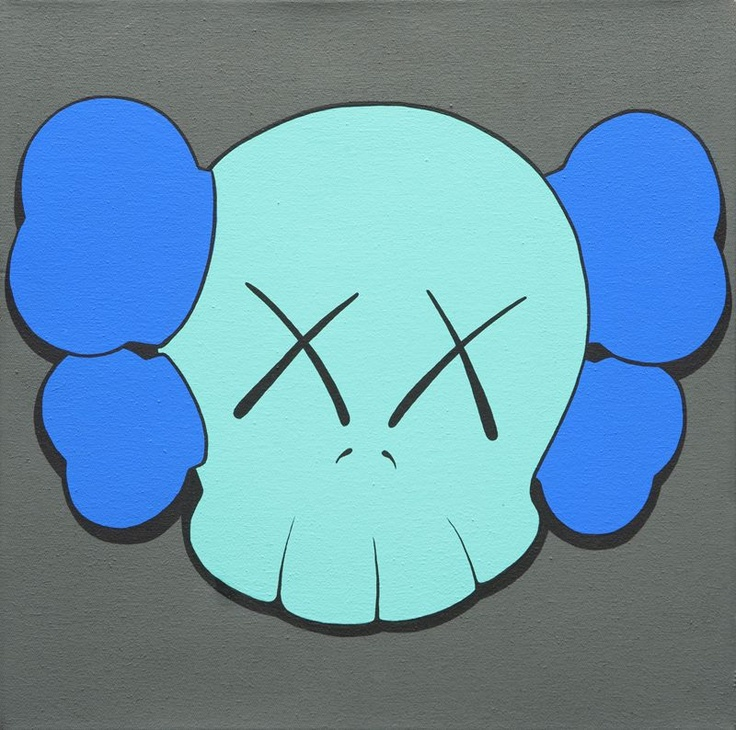 My new Kaws