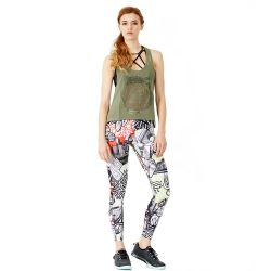 Legging Yoga Graffiti Collab