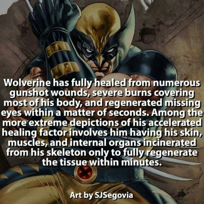 #Wolverine #Logan #MarvelComics