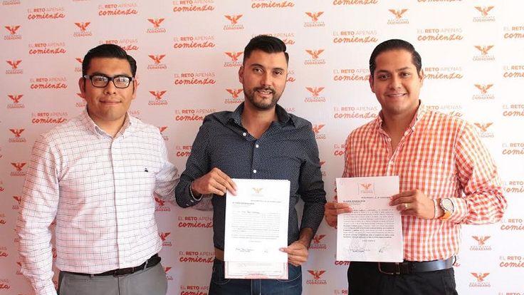 Adán Pérez fue candidato de Movimiento Ciudadano en el proceso electoral ordinario que se celebró el 7 de junio pasado en Michoacán, proceso que posteriormente el Tribunal Electoral del Poder ...