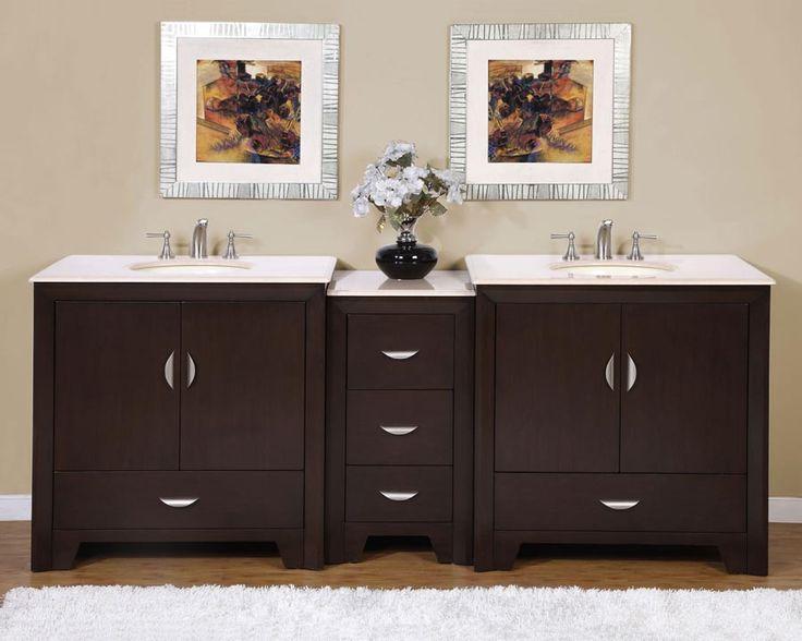 Best 25+ Bathroom Double Vanity Ideas On Pinterest