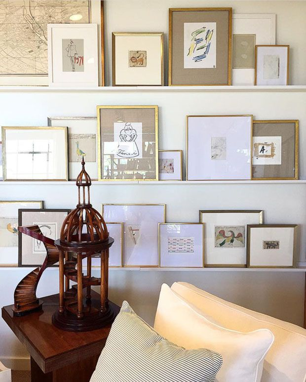 17 Best Images About How/Where To Hang Custom Framed Art On