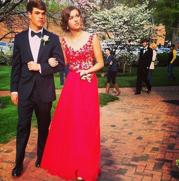 sherri hill prom dresses w/ saddie robertson – Google Search