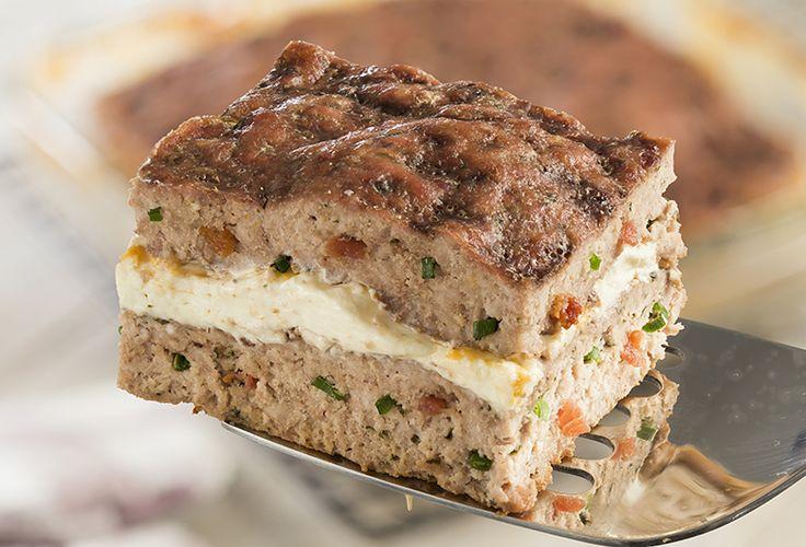 Prepara un delicioso pastel de carne molida para la comida con el toque de Philadelphia. ¡Consulta nuestra receta que tenemos para ti!