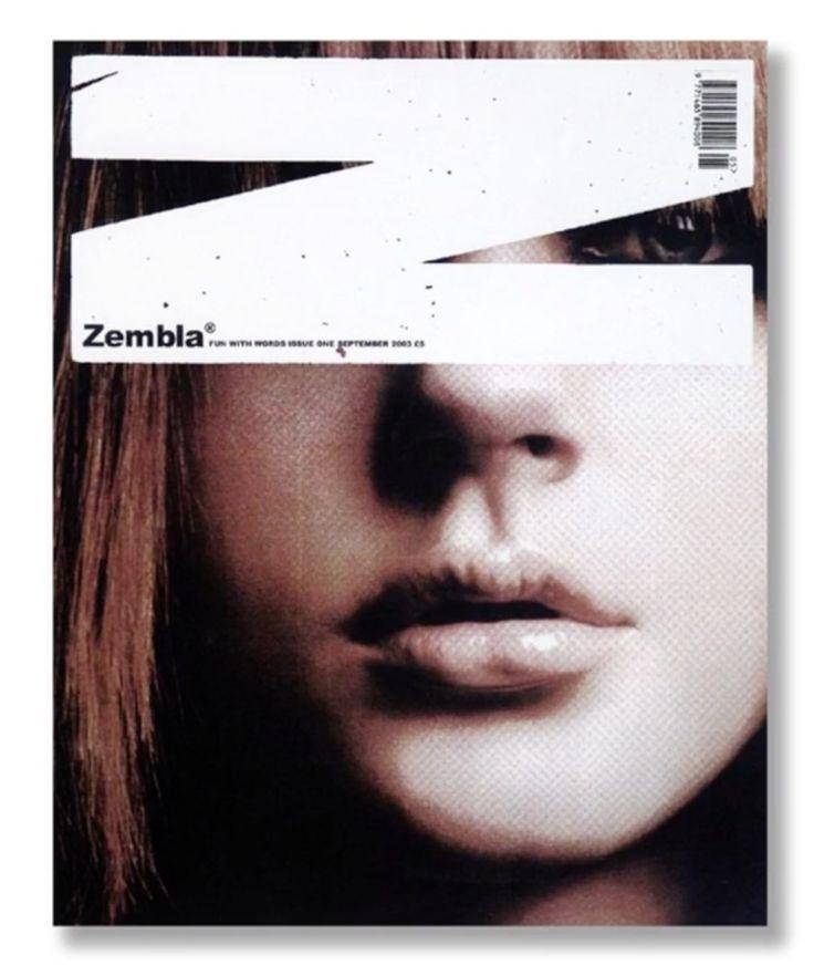 Zembla cover explorations via Matt Willey.