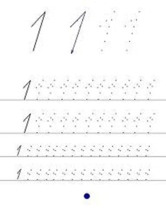 Pracovné listy: Grafomotorika - Album používateľky mery333 - Foto 109