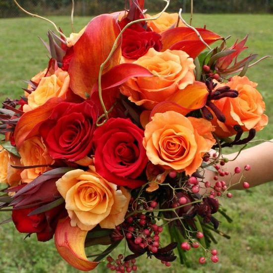 red and orange wedding   Bridal+Red+Orange+and+Red+Wedding+Bouquet.jpg