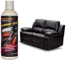 Sofa Cover Car Leather Conditioner u Cleaner by CarePresitige The Best Leather u