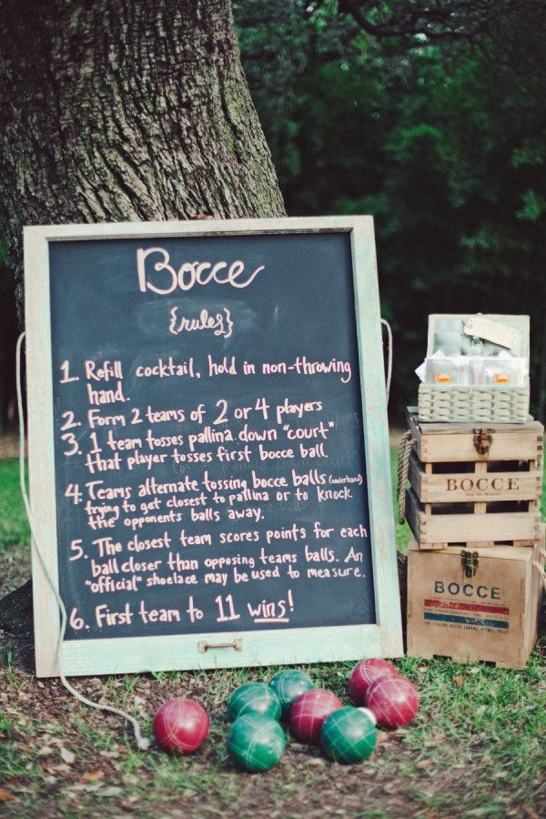 yes, Yes, YES! And maybe one more Yiggity YES for good measure because this wedding is currently a crowd pleasing favorite at the SMP offices. From bold red lips to a bocce ball wielding reception, we have a free spirited