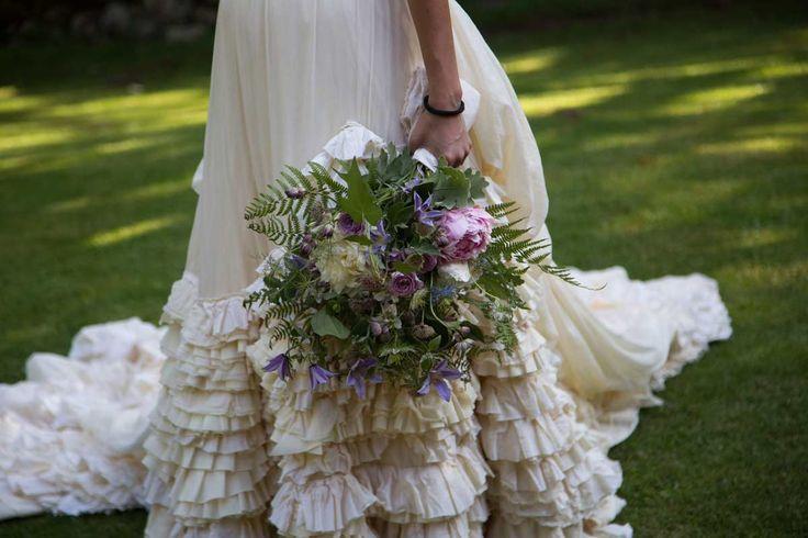 La boda de Cristina y Philipp en Candeleda © Dondeestalanovia.com