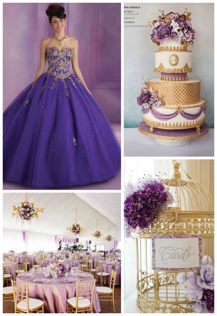 Over The Top Dresses For Prom Quince Theme Decoratio...