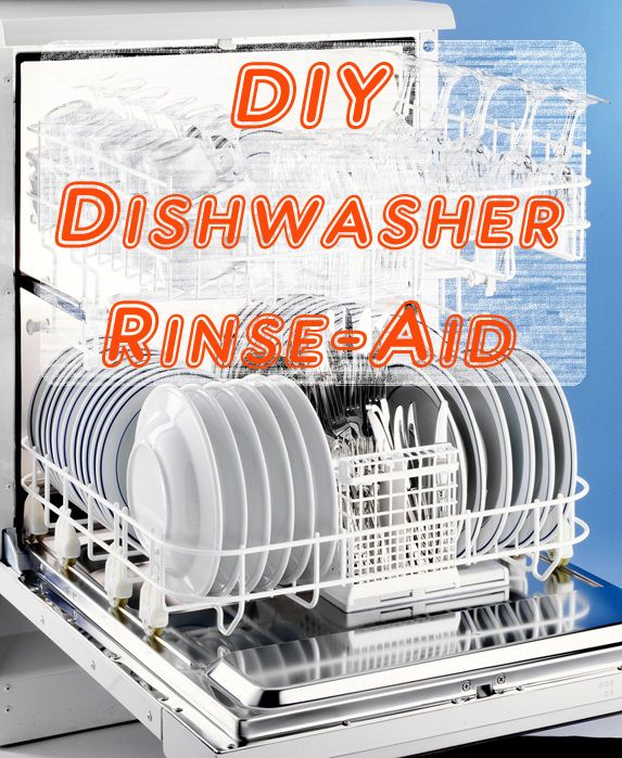 DIY Homemade Natural Dishwasher Rinse Aid Recipe (Jet Dry Agent) | Handy & Homemade
