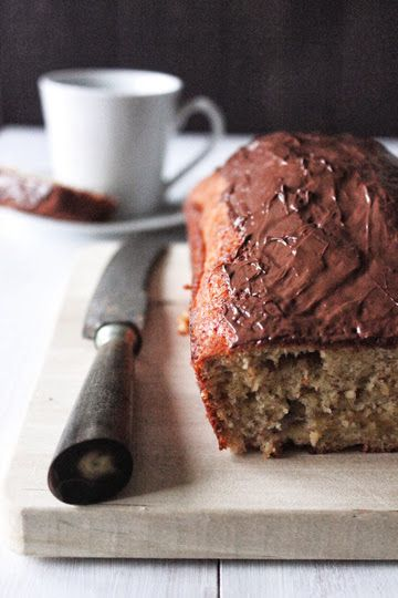 Low-Fat Banana Cake