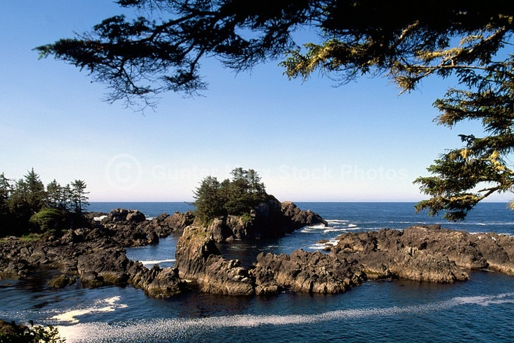 Gorgeous Ucluelet on the West-Coast of Vancouver Island, BC Canada
