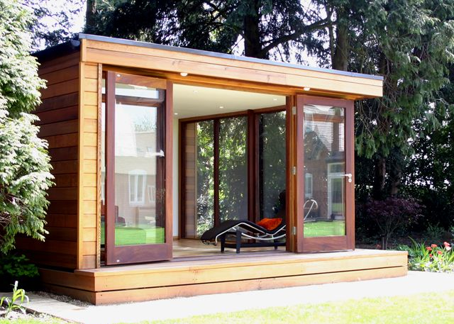 Modern tiny house with lots of windows tiny house for House with lots of windows