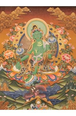 Thangka Paintings Gallery