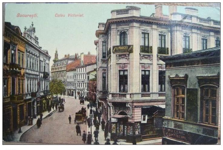Bucuresti - Calea Victoriei - 1910-1920