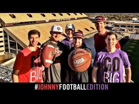 Johnny Football Edition | Dude Perfect