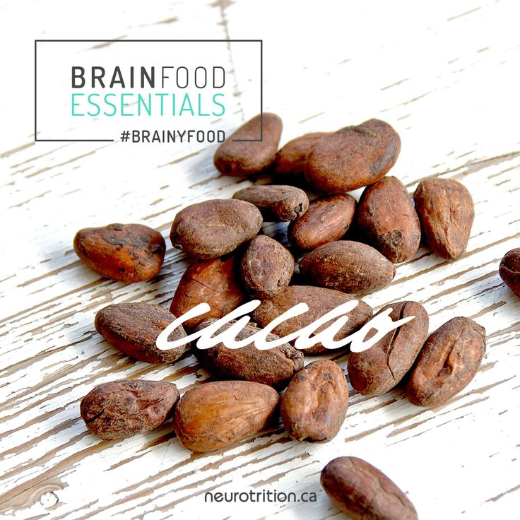 Does Valentine's Day = Chocolate for you? Then you should definitely check out my cacao article for NeuroTrition where I talk about all the brainy benefits of cocoa. Brain Food Essentials :: Cacao