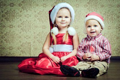 Fotograferen tijdens de feestdagen: Fotostudio thuis                                                             Fotostudio