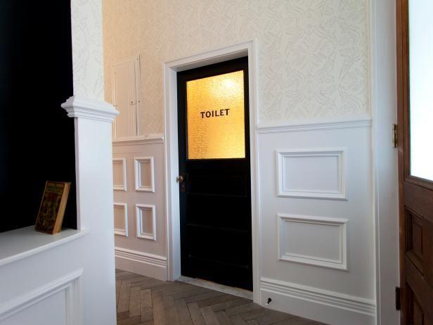 Remodeling Bathroom Doors 19 best genevieve's renovation: guest/bebelle's bathroom images on