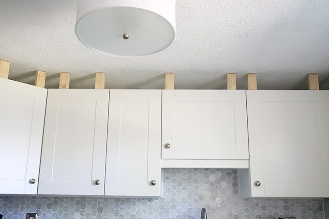 How To Add Crown Molding To Kitchen Cabinets Kitchen Cabinet Crown Molding Installing Kitchen Cabinets Ikea Cabinets