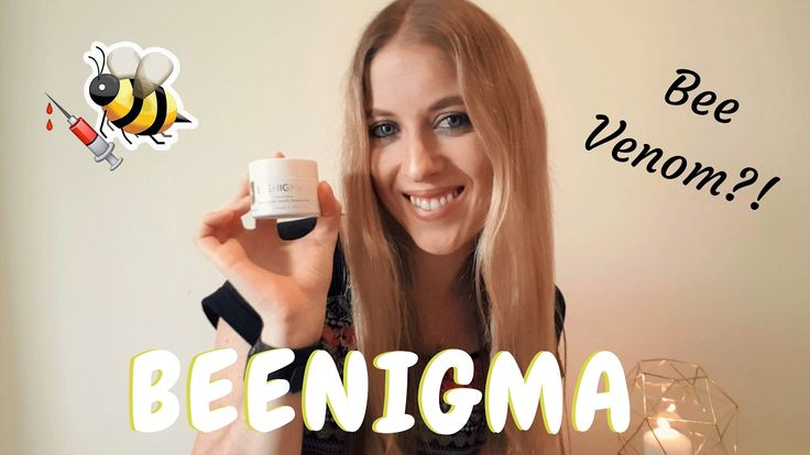 BEENIGMA Face Cream Review | Does Bee Venom work?!