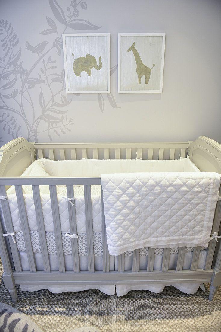 Ne pas épingler cela pour le bébé, mais pour la décoration murale. J'aime le ton sur …   – The Nest