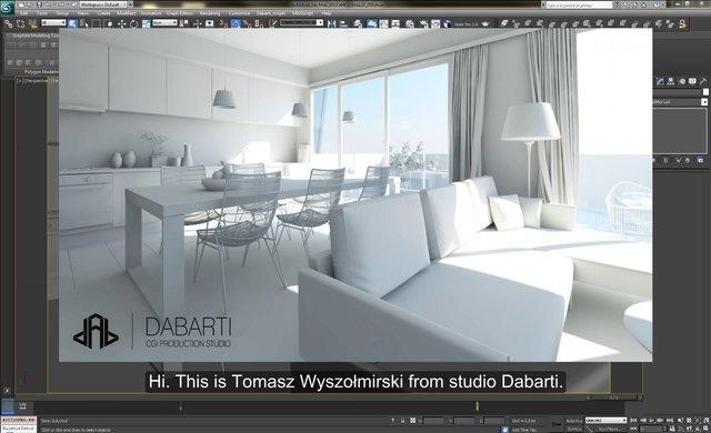 Universal V-Ray interior settings - Linear workflow (LWF) http://dabarti.com http://facebook.com/DabartiCGI?sk=wall