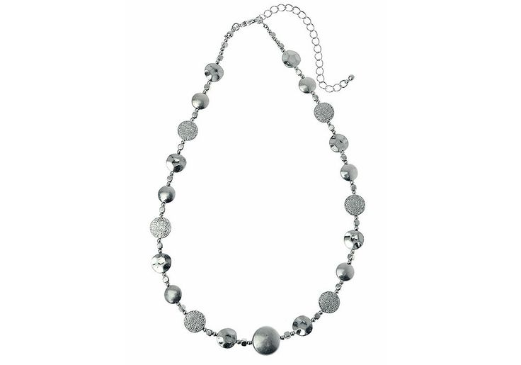AlibiOnline - CNM483 - Necklace With Mixed Beads by MAJIQUE, $29.95 (http://www.alibionline.com.au/cnm483-necklace-with-mixed-beads-by-majique/)