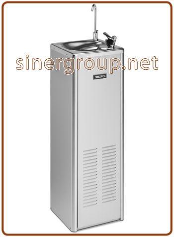 Refresh® P 240 HPDC® refrigeratore colonna 1 via acqua fredda 27~74lt./h.