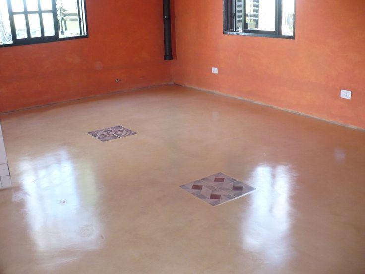 M s de 25 ideas incre bles sobre piso cemento alisado en for Cemento pulido costo