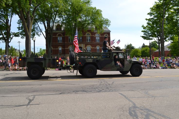 memorial day parade upper arlington oh