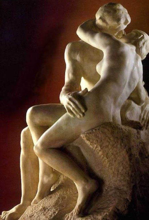 Auguste Rodin, The Kiss 1901
