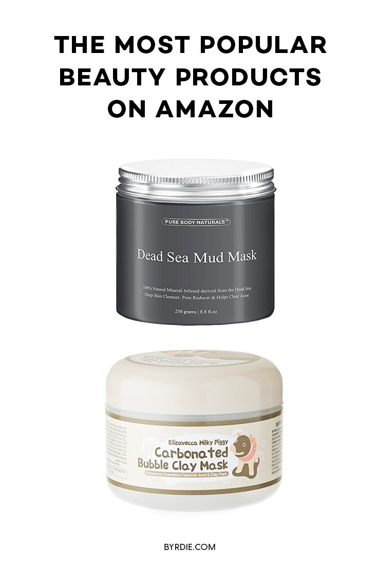 The best-selling beauty products on Amazon
