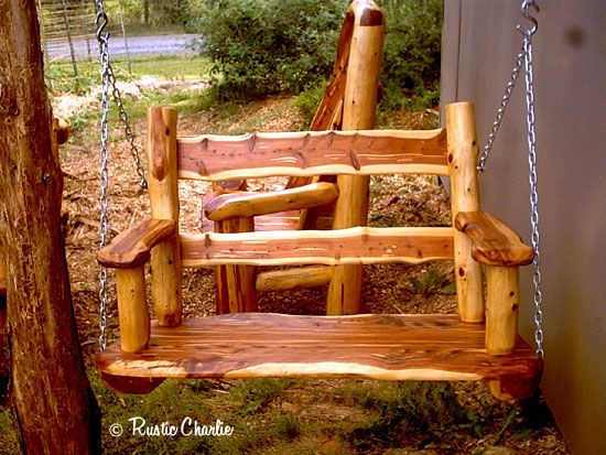 Handmade Rustic Furniture, Lodge Cabin Furniture, Log Furniture at...