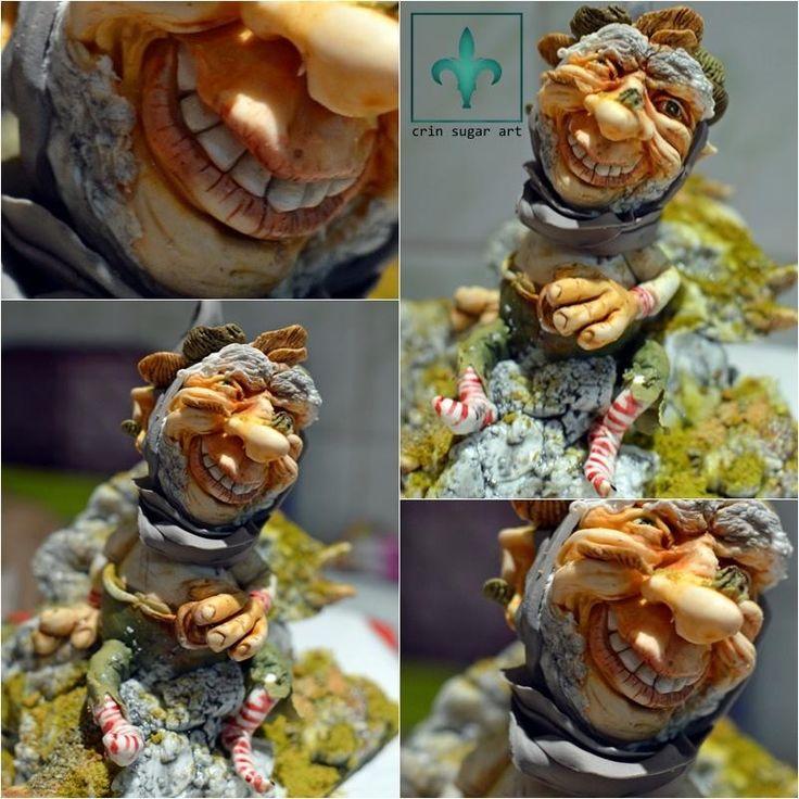 elvas - Cake by Crin sugarart
