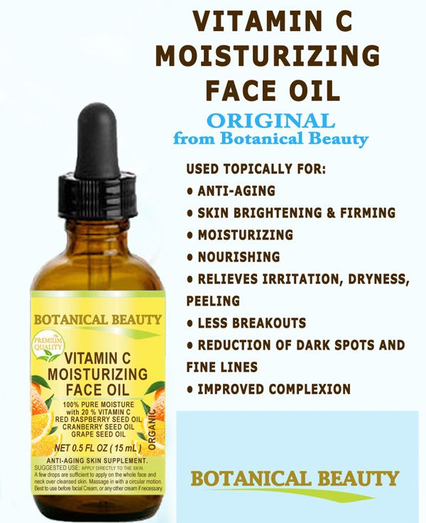 Pin On Botanical Beauty Vitamin C Face Oil
