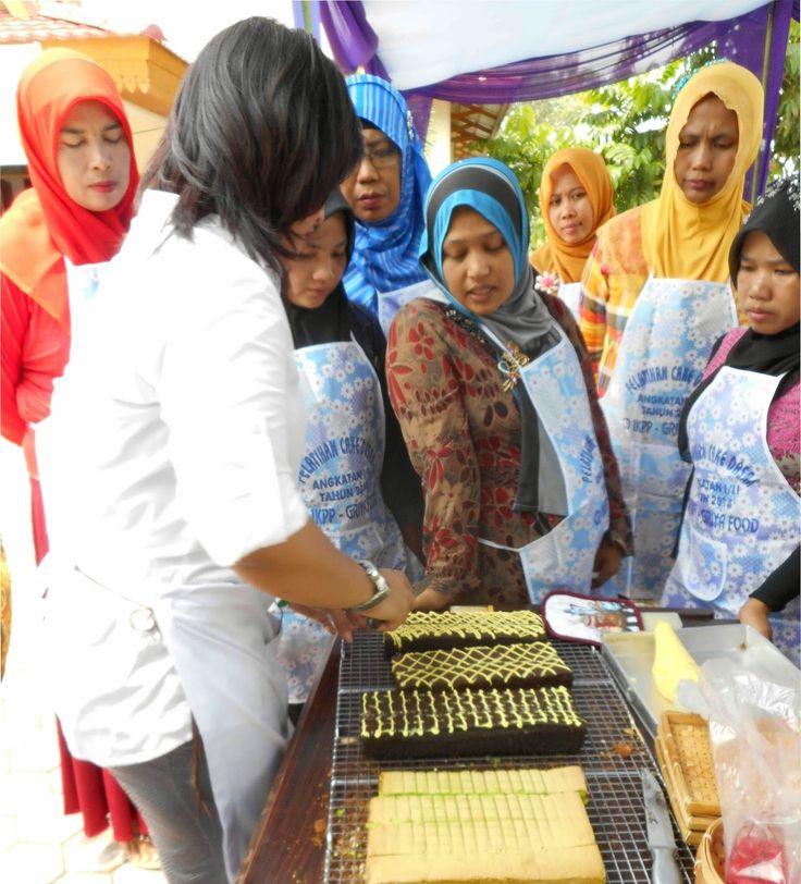 GriYa Foods: Ibu-Ibu Kecamatan Tualang Sangat Antusias Mengikut...