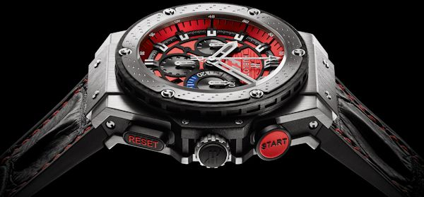 The Hublot F1 King Power Austin Limited Edition