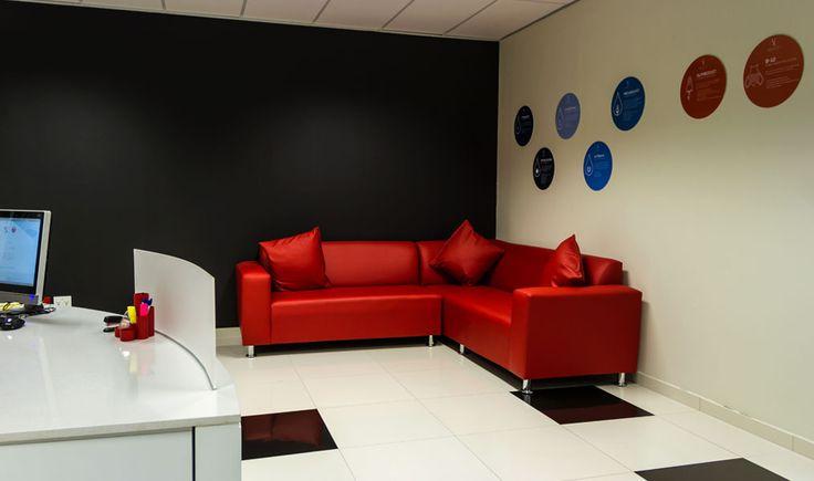 Revive Wellness Reception Area