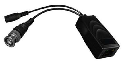 Elite Security VCPB1 Single Channel HD Video and Power Transmitter -1 Balun Included-