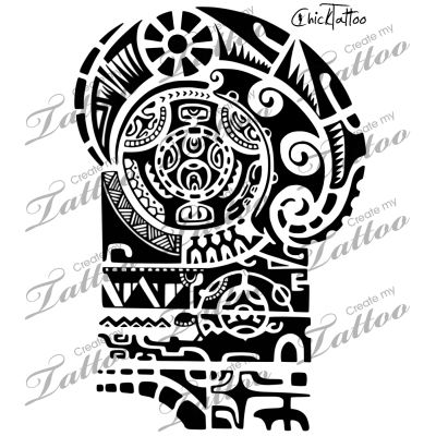 13 best images about tribal tattoo designs on pinterest